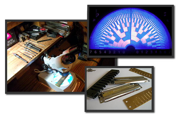 spiers harmonicas harp customization tools and shop
